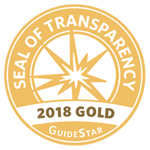 GuideStar - 2018 Gold Seal of Transparency